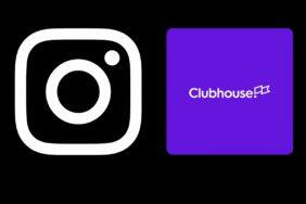 Instagram Clubhouse funkce