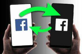 jak zapnout vypnout tmavý režim facebook
