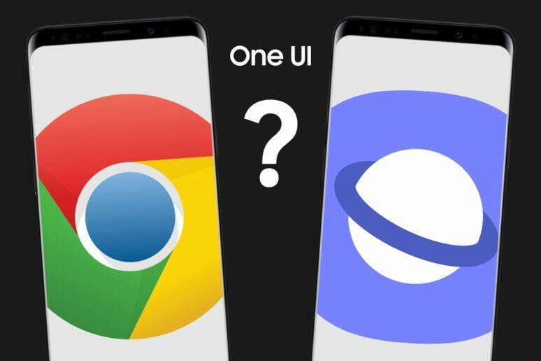 Jak změnit výchozí aplikace One UI Samsung