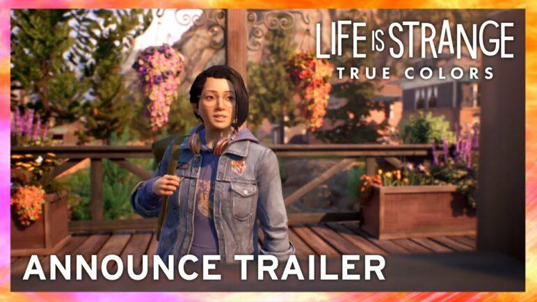 Life is Strange: True Colors - Announce Trailer [ESRB]