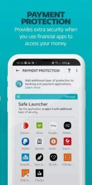 malware bankovní SMS - eset ochrana plateb