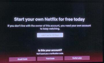 Netflix konec sdílení účtů
