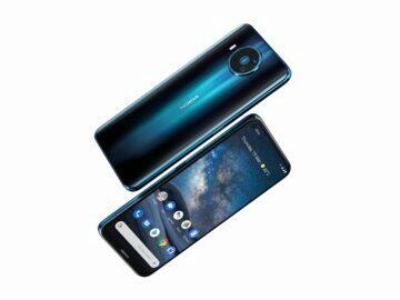 Nokia 8.4 5g 108 Mpx foťák