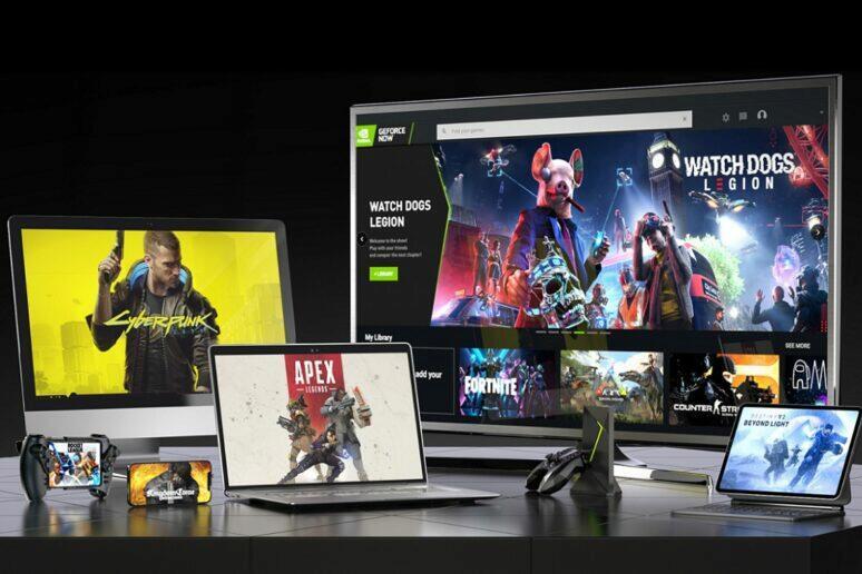 Nvidia geforce now titul