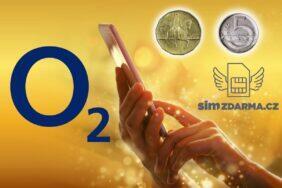 O2 tarif na den 25kč