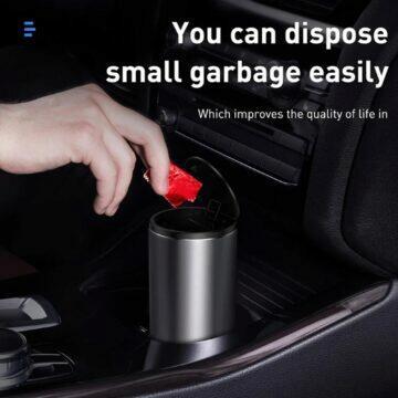 chytrá osobní váha Amazfit Odpadkový koš do auta Baseus