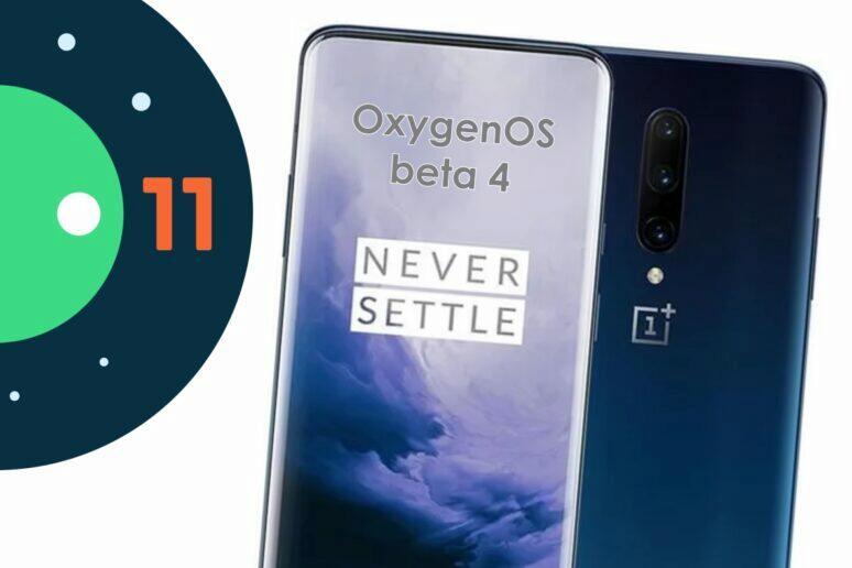OnePlus 7 7T beta 4 OxygenOS