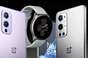 OnePlus 9 9 Pro Watch parametry ceny