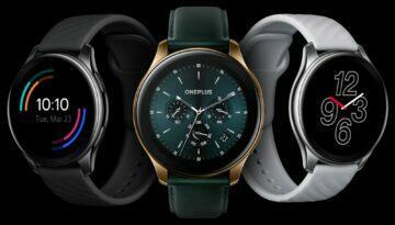 OnePlus Watch barvy varianty