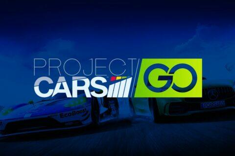 Project CARS GO titul