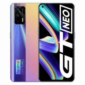 Realme GT Neo oficiálně