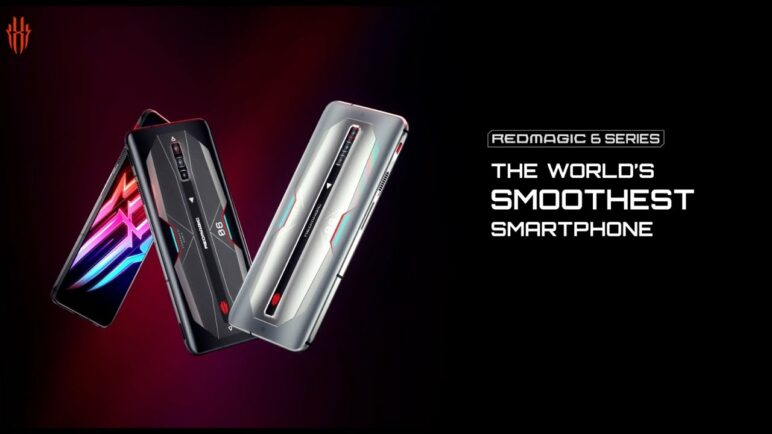RedMagic 6 Series: The World's Smoothest Smartphone