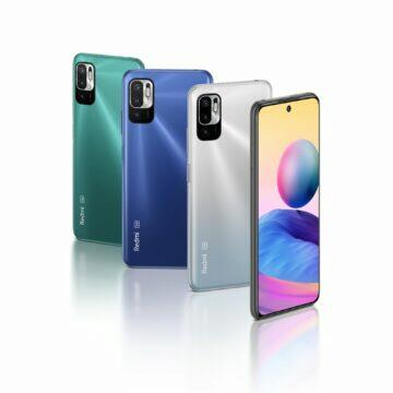 ceny specifikace Redmi Note 10 10S Pro Redmi Note 10 5G barvy