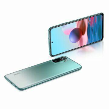 ceny specifikace Redmi Note 10 10S Pro Redmi Note 10 design