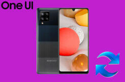 Samsung Galaxy A42 5G M31 One UI 3.1