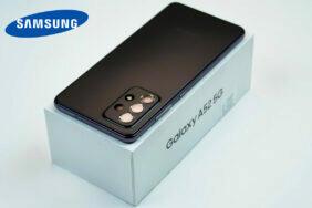 Samsung Galaxy A52 5G v detailním videu