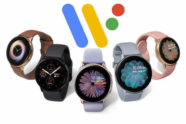 samsung galaxy watch se systémem wear os