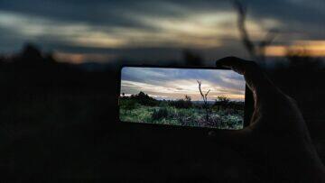 Samsung Wildlife Watch noční režim