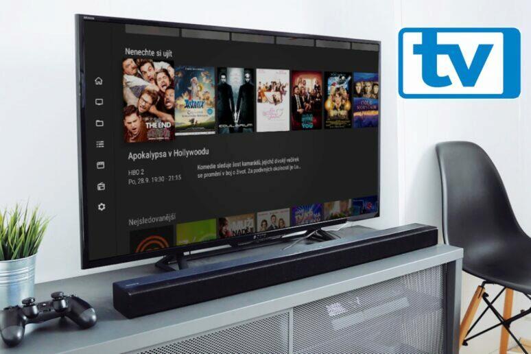 SledovaniTV sedm kanálů zdarma