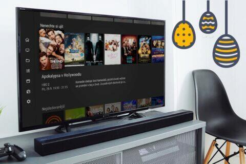 SledovaniTV Velikonoce 2021 prémiové kanály zdarma