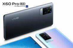 Smartphony Vivo X60 titulka