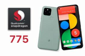 Snapdragon 775 pixel 6