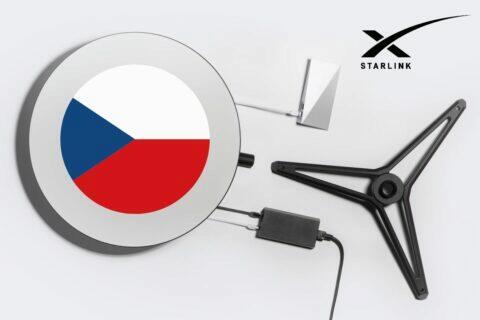 Starlink předobjednávky ČR