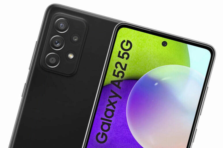 telefon samsung galaxy a52 cena a parametry
