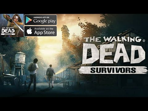 The Walking Dead: Survivors - Gameplay Trailer (Android, iOS)