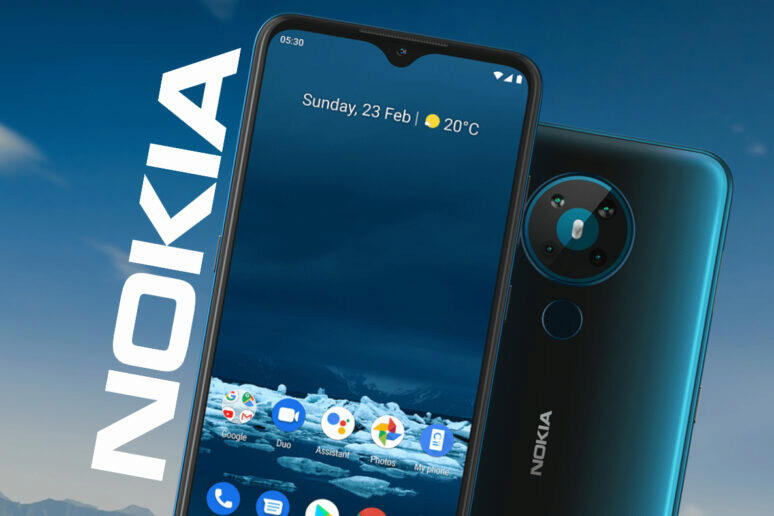 Nové Nokia telefony