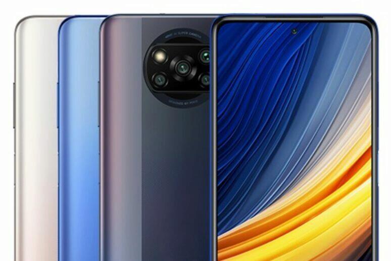 uniklé ceny specifikace Xiaomi POCO X3 Pro
