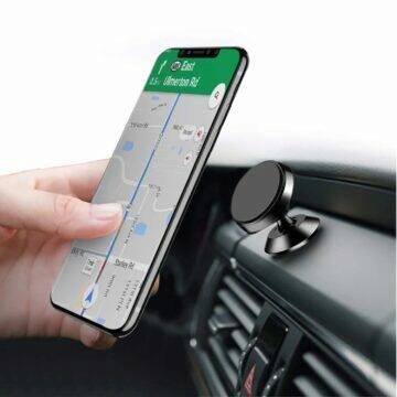 Nástěnné vypínače Tuya Untoom magnetický držák mobilu do auta