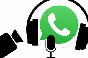 WhatsApp hovory z počítače
