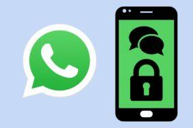 WhatsApp šifrované zálohy