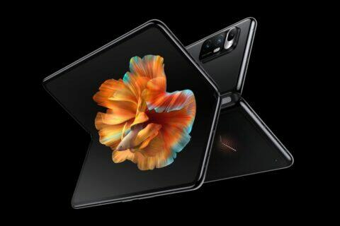 Xiaomi Mi MIX Fold ceny parametry
