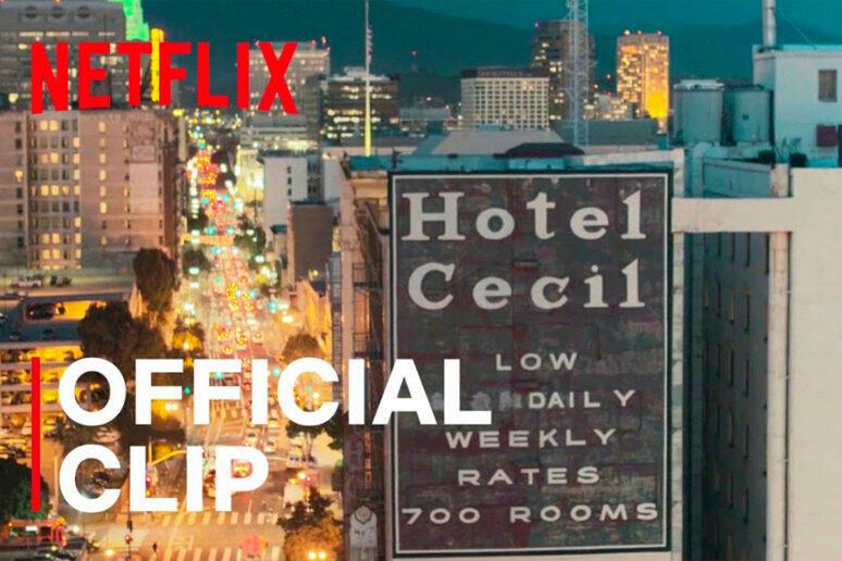 Zmizení v hotelu Cecil