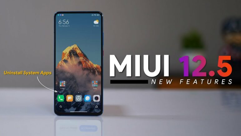 7 New MIUI 12.5 Features and Changes!