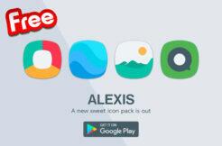 Alexis Icon Pack zdarma