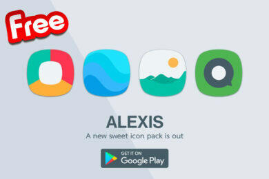 Alexis Icon Pack zdarma