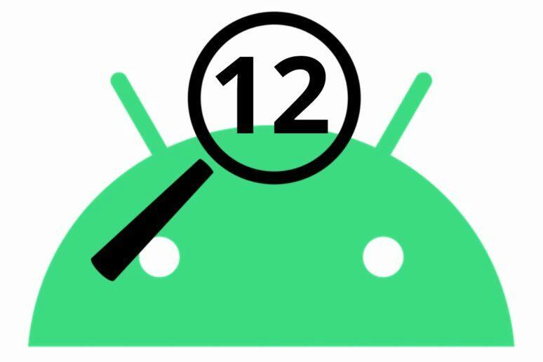 Android 12 nové vyhledávání