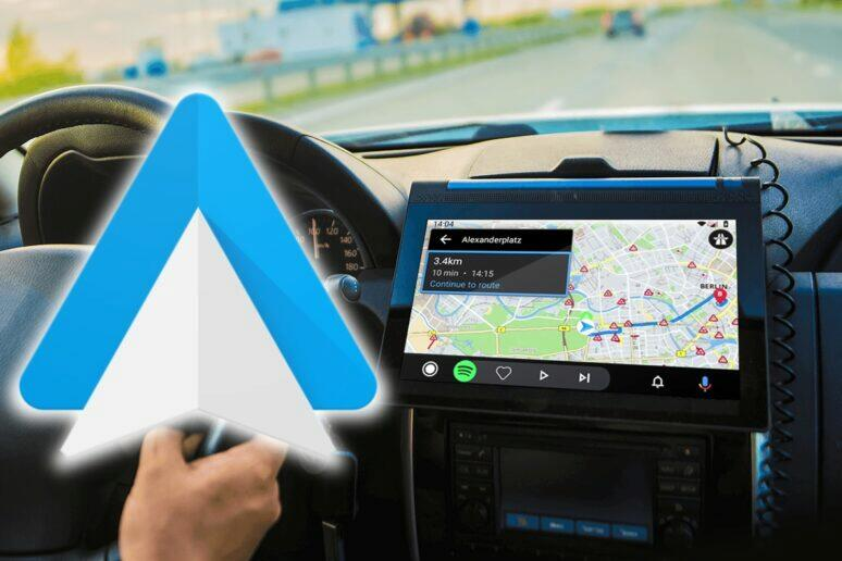 Android Auto nové kategorie aplikaci