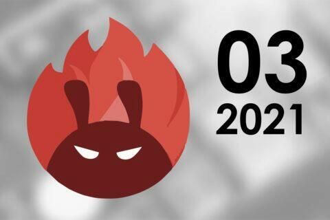 AnTuTu březen 2021