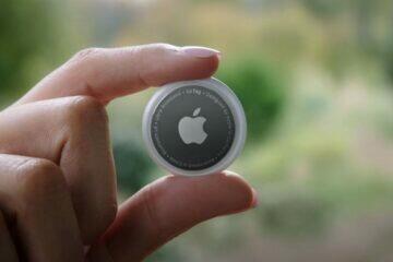 Apple AirTag oficiálně