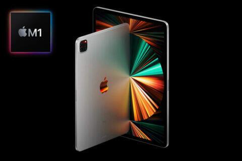 Apple představil iPady Pro s M1