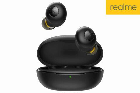 bezdrátová sluchátka realme
