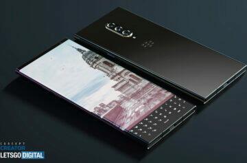 BlackBerry a velký návrat