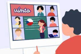 česká aplikace pro online výuku VímTo