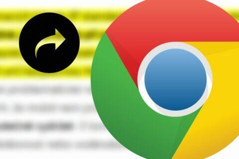 Chrome kopírovat odkaz na zvýraznění