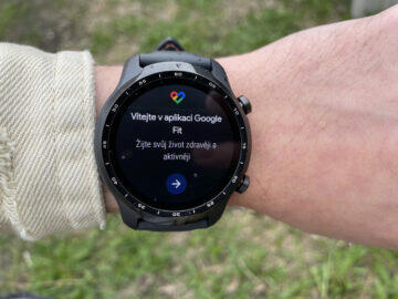 chytré hodinky android
