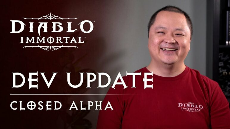 Diablo Immortal | Closed Alpha Developer Update